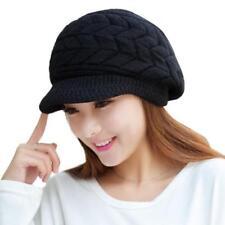 5a0569ca657bc Hot Women Ladies Beret Winter Warm Baggy Beanie Knit Crochet Hat Slouch Ski  Cap