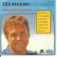 7'Lee Majors(COLT SEAVERS)  Unknown Stuntman  KULT OST 'Ein Colt für alle Fälle'