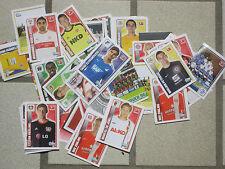 Sammelbilder Fußball Bundesliga 2013/2014 Sticker Fußballsticker 10 St.aussuchen