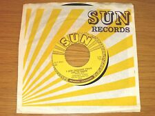 """ROCKABILLY 45 RPM - JOHNNY CASH - SUN 309 -  """"I JUST THOUGHT YOU'D LIKE TO KNOW"""""""