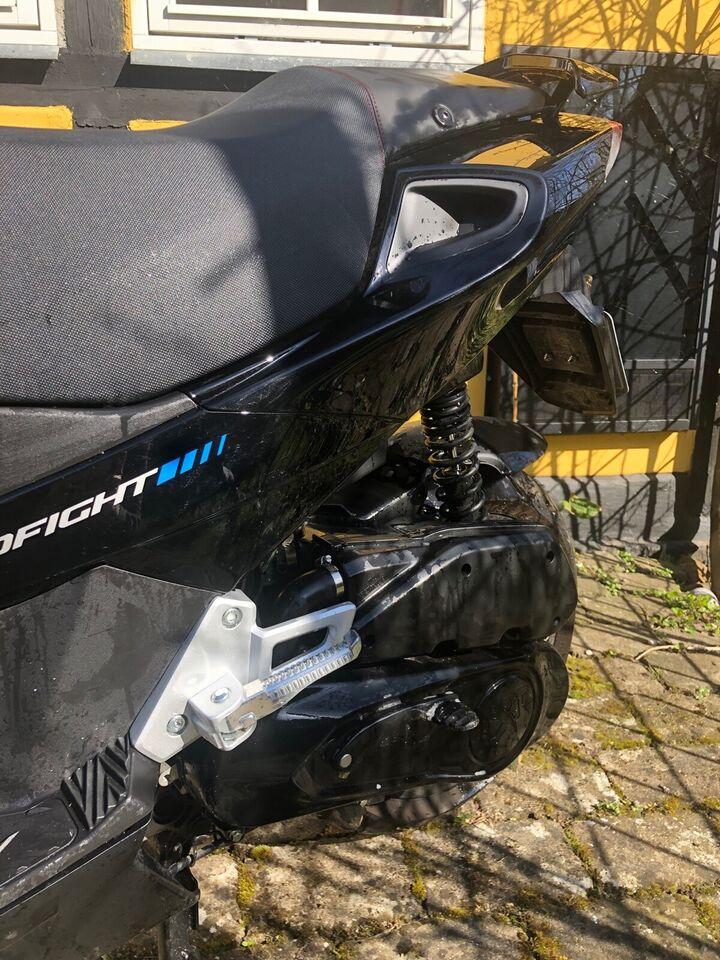 Peugeot Speedfight 4, 2019, 500 km