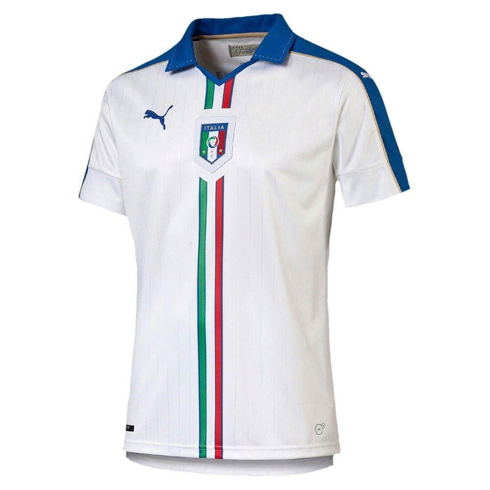 Puma Italien Fußball Europameisterschaft EM Away Trikot  2016