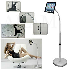 Floor Stand Lazy Bed Desk Sofa Holder Gooseneck Mount For iPad 3 4 Air Tablet PC