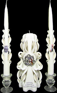 image is loading nightmare before christmas nbc wedding unity candles set - How Was The Nightmare Before Christmas Made