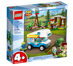 Lego Lego Lego Juniors 10769 Toy Story 4 RV Vacation NEW 6aede9