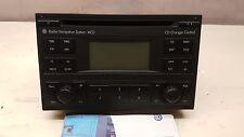 VW Radio Navigation System MCD