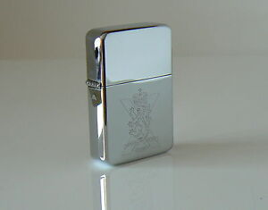 Royal Regiment of Fusiliers Petrol Lighter