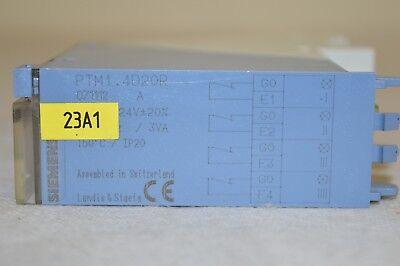 .M117 Siemens Landis /& Staefa Messwertmodul PTM1.2U10