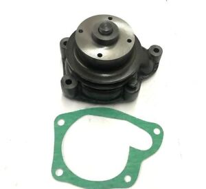 Water-Pump-For-Perkins-4-108-Fits-For-Bobcat-Gehl-New-Holland-Clark-with-pulley