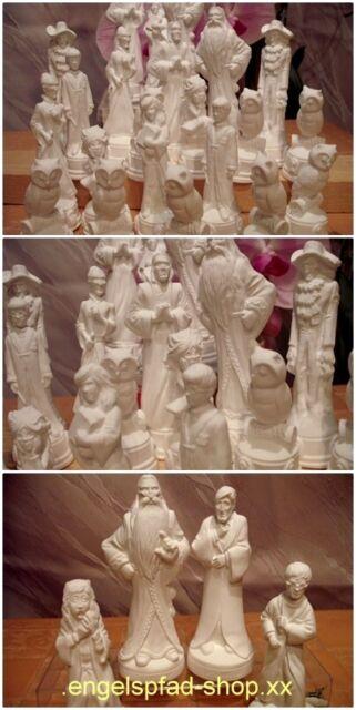 26 x Figur en HARRY POTTER zum Bemalen basteln Figuren