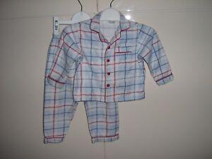 Garçons Pyjamas 6-12 Mois-afficher Le Titre D'origine