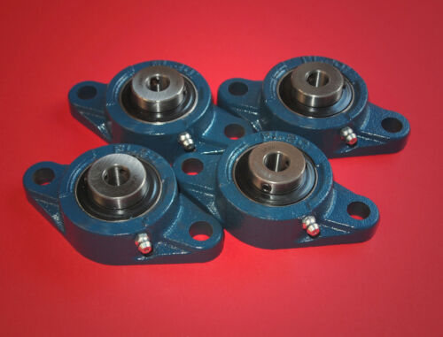 12-40 mm Shaft Casing Bearing Flange Ucfl 201-208