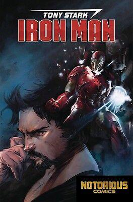 Infamous Iron Man #9 Marvel Comics 1st Print EXCELSIOR BIN