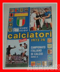 ALBUM-CALCIATORI-PANINI-1973-74-SERIE-A-ristampa-dell-039-Unita