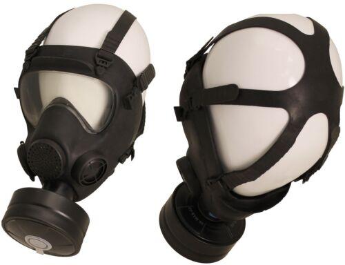Original Polnische MP5 Atemschutzmaske mit Filter Gasmaske Schutzmaske Tasche
