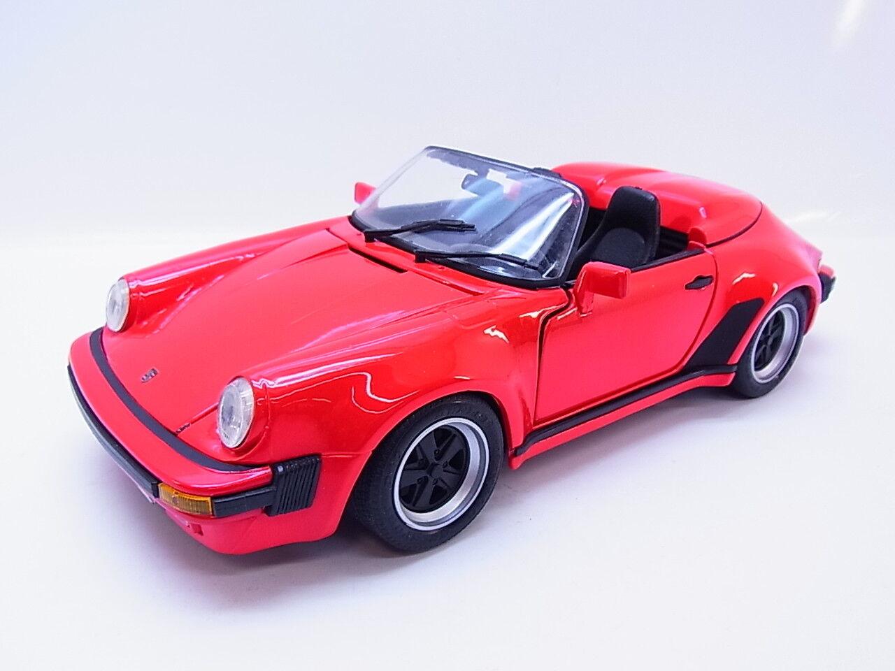 50328 Maisto Porsche 911 G-Modell G-Modell G-Modell Speedster rot Die-Cast-Modellauto 1 18  | Charakteristisch  7c4a83