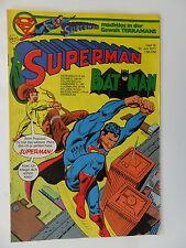 Superman Nr. 16 - Ehapa - 1977 - Zustand 3