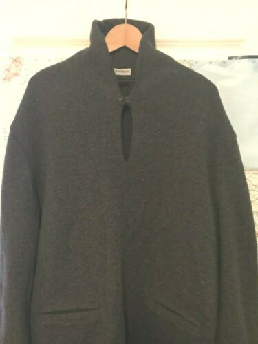Armani Classique Homme Laine Tricotée Emporio £ 235 Top XL Pullover Rrp g7yfYb6