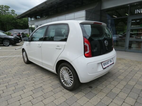 VW Up! 1,0 60 High Up! BMT - billede 3