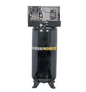 HOC AC60 - TWO STAGE AIR COMPRESSOR 227 LITER 5 HP 165 PSI + 1 YEAR WARRANTY + FREE SHIPPING Canada Preview