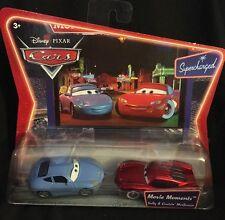 Disney Pixar Cars Sally & Cruisin' Lightning McQueen Movie Moments Supercharged