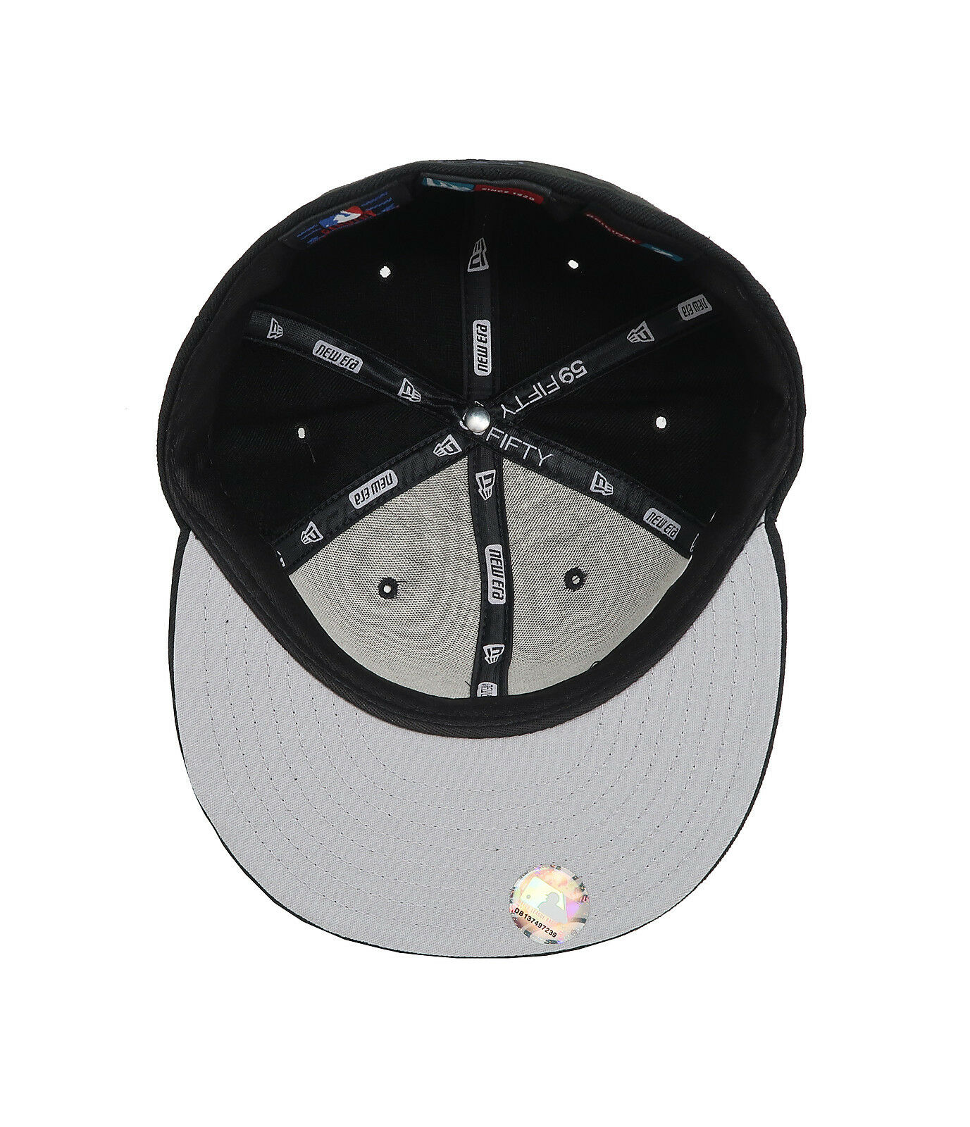 New Seattle Era 59Fifty Cap MLB Mariners Mens Adult Size Black On 5950