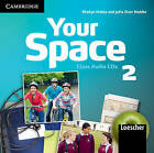 Your Space Level 2 Class Audio CDs (2) Italian Edition by Julia Starr Keddle, Martyn Hobbs (CD-Audio, 2011)