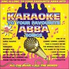 Karaoke to Your Favourite ABBA Songs by Karaoke (CD, Jul-2010, Avid)