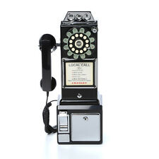 item 3 old phones vintage antique telephones pay phone novelty 1950s rotary  black home -old phones vintage antique telephones pay phone novelty 1950s  rotary