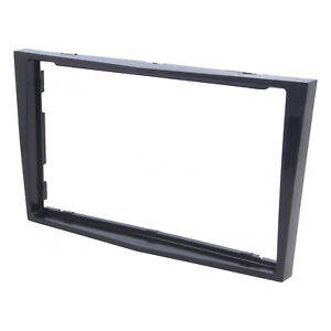 Vauxhall-Corsa-D-Zafira-Astra-Fascia-Facia-Panel-Adapter-Double-DIN-Surround