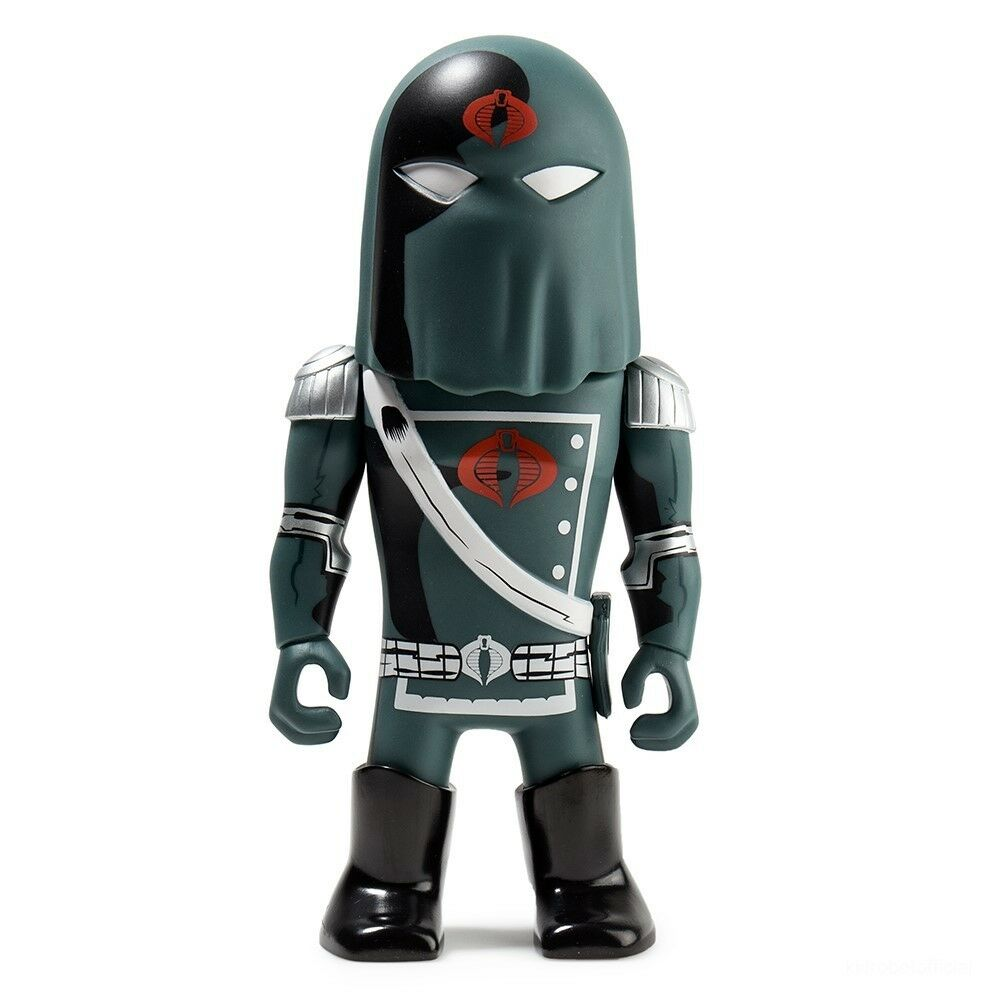Cobra Commander Medium Figure - KidRobot