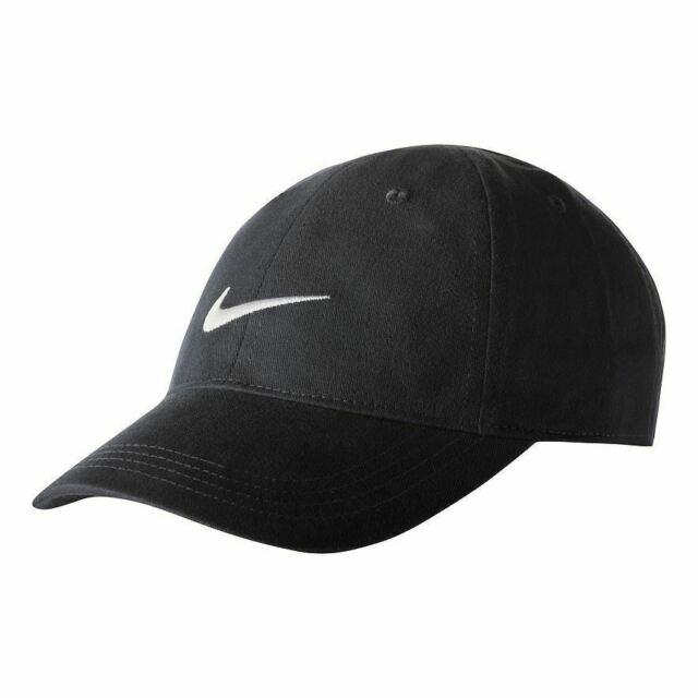 Buy Nike Child Baseball Hat Cap 4-7 Boy Girl Gray white Swoosh ... a83b1b39af4