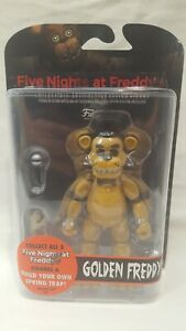 2016-FUNKO-POP-FIVE-NIGHTS-AT-FREDDY-039-S-GOLDEN-FREDDY-ARTICULATED-ACTION-FIGURE