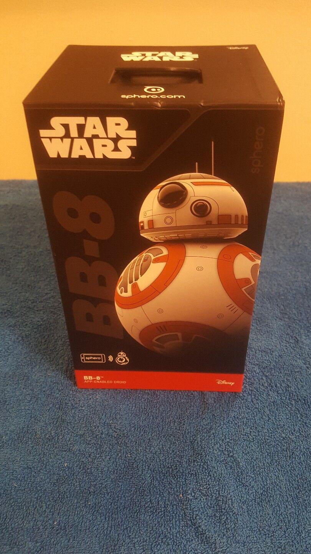 Star Wars Sphero BB-8 App-habilitado drioid  gratis  envío de USPS