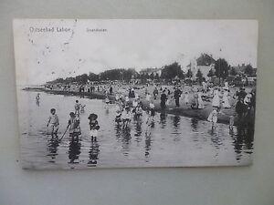 Ansichtskarte-Ostseebad-Laboe-Strandleben-um-1910