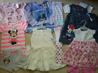 Amazingnew Bundle Outfits Summer Baby Girl Clothes 12/18 Mths(1.9)nr122