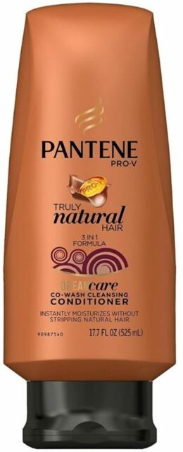 Pantene Truly Natural Co Wash Conditioner 17 7 Oz
