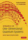 Dynamics of One-dimensional Quantum Systems: Inverse-square Interaction Models by Yusuke Kato, Yosio Kuramoto (Hardback, 2009)