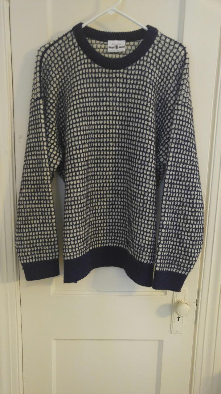 Women's Swaledale Woollens Wool Sweater Size XXL  British Made   B003