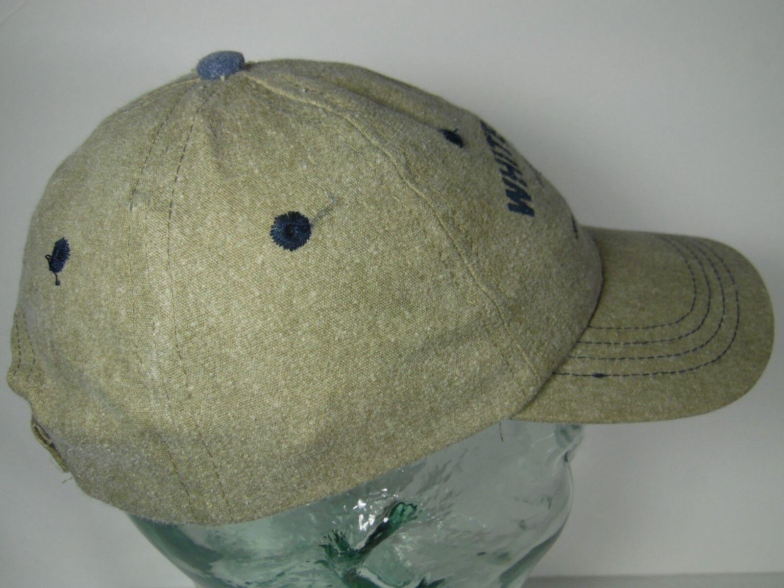 WHITE WHITE WHITE WATER SILVER DOLLAR CITY Branson Missouri CHILD SIZE ADJUSTABLE HAT CAP f1907a
