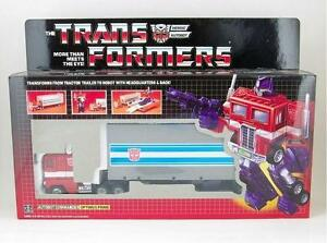 Transformers-G1-OPTIMUS-PRIME-Re-issue-Toy-Figure-Collection-SET-MISB-Brand-NEW