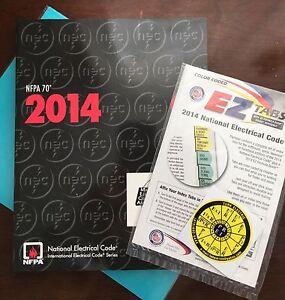 2014 Electrical Code Book