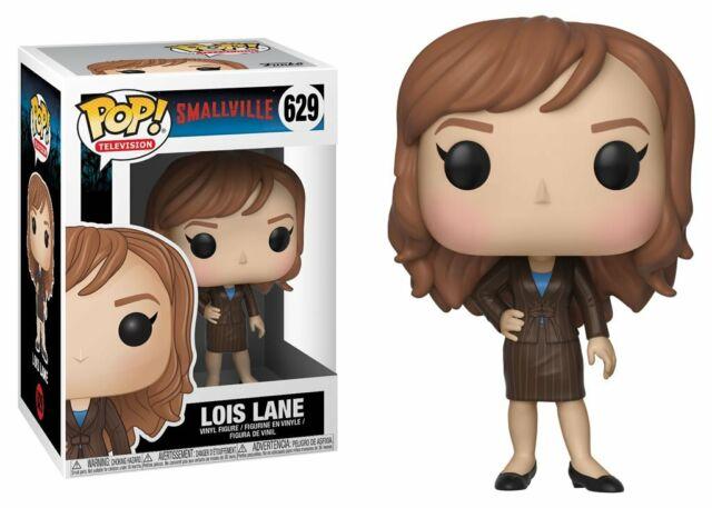Television: 2018, Toy NEU Smallville Lois Lane Funko Pop
