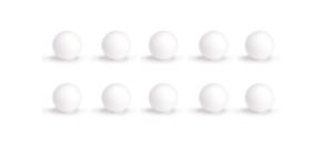 10-balles-de-baby-foot-dures-plastiques-PRO-NEUVES