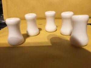 PACK-OF-5-GLOSS-WHITE-SMALL-VENETIAN-ROMAN-BLIND-CORD-ACORNS-LIGHT-PULLS
