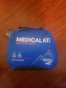 Adventure Medical Kits, Mountain Series Mountaineer First Aid Kit Pieces, Blue,