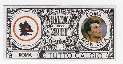 TUTTO CALCIO EURO MONETE ROMA TOTTI figurina