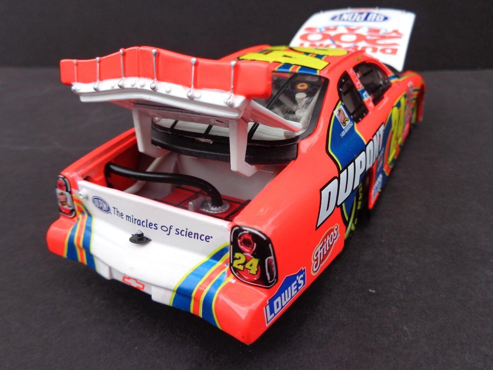 2002 2002 2002 Nascar Jeff Gordon  24 Dupont 1 24 Scale Action Collectables Fundición Modelo 2a6a10