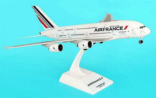 Air France Airbus a380-800 1 200 NOUVEAU Skymarks skr617 Modèle D'Avion a380