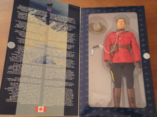 john  steele  the Canadian mounted police special edition dragon  prix raisonnable